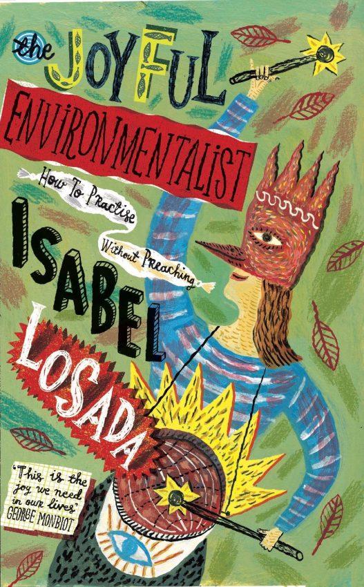 Isabel Losada Joyful Environmentalist book cover