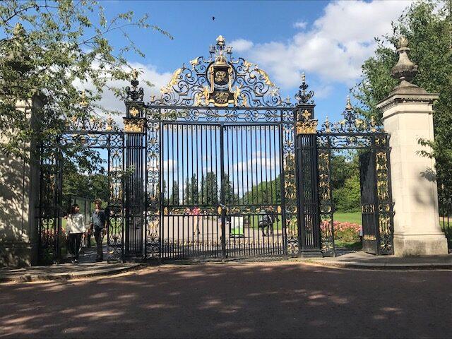 Regents Park Gate